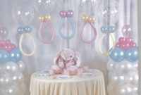 Fancy Torres De Globos, Decoración Para Baby Shower | Pinterest | Babies in Como Organizar Un Baby Shower