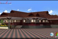 Fancy Traditional House Plan With Nadumuttam And Poomukham – Architecture with Inspirational Kerala Traditional House Plans With Photos