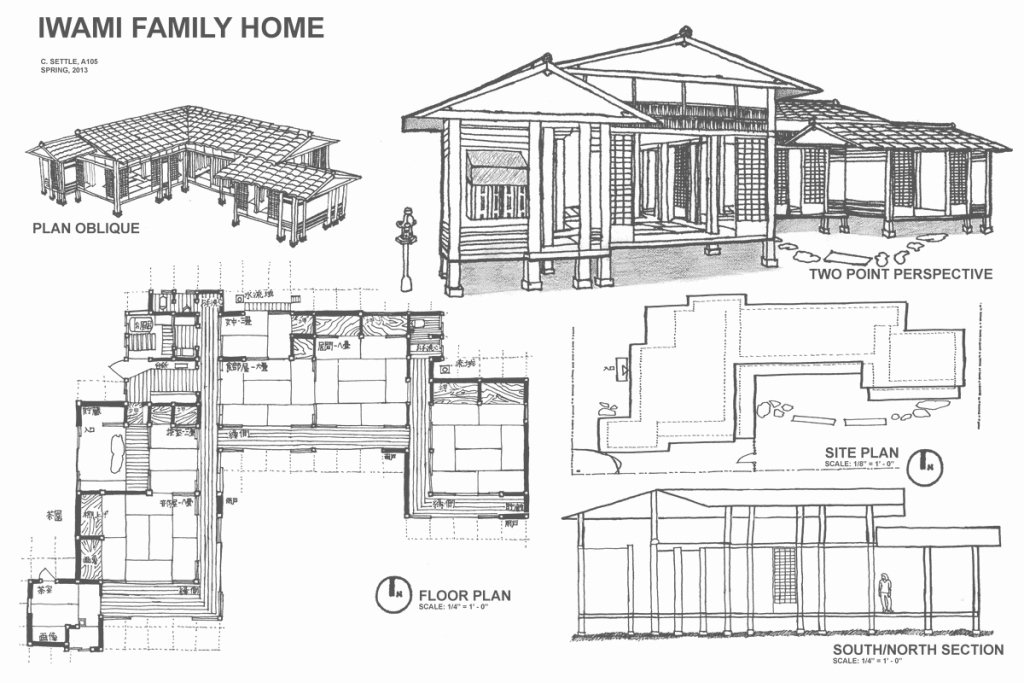 Fancy Traditional Japanese House Plans Free Fresh Traditional Japanese intended for Traditional Japanese House Plans Free