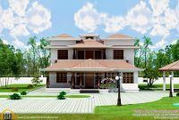 Fancy Typical Kerala Traditional House – Kerala Home Design And Floor Plans within Kerala Traditional House Plans With Photos