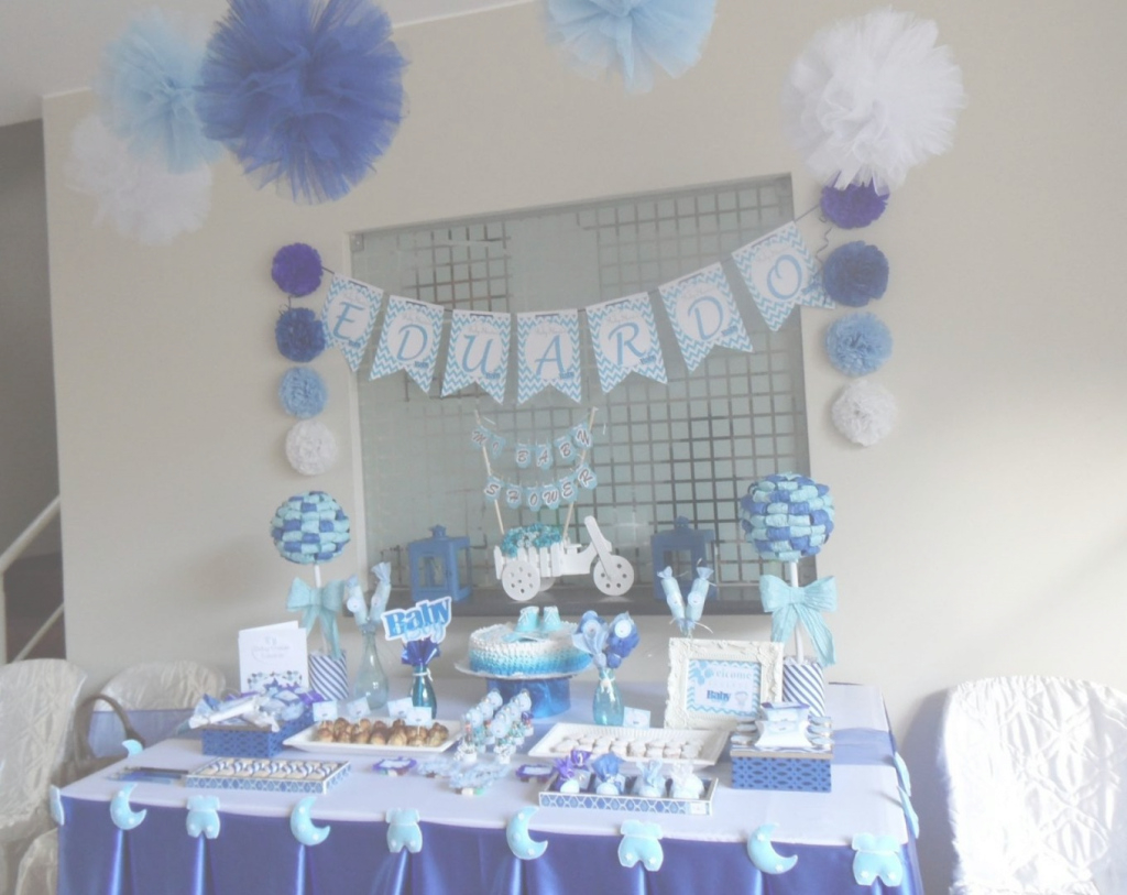 Fancy Unique Ideas Baby Shower Nic3B1O Rock Niño Decoration Intimate for Mesa Para Baby Shower