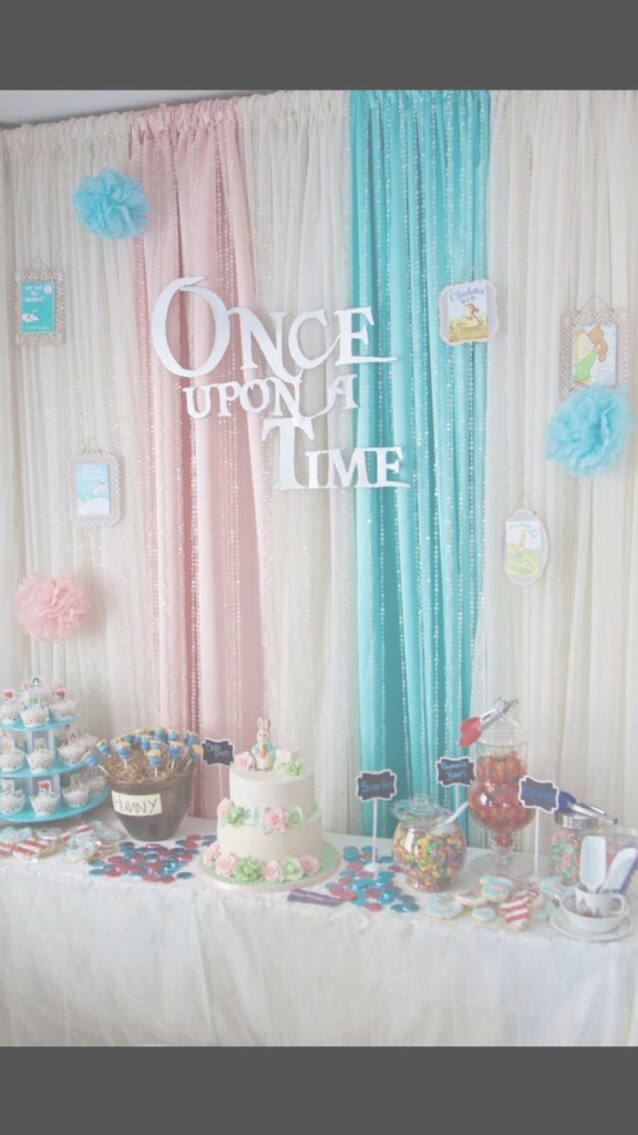 Fancy Unisex Baby Shower Decoration Ideas - Elitflat intended for Unisex Baby Shower Themes