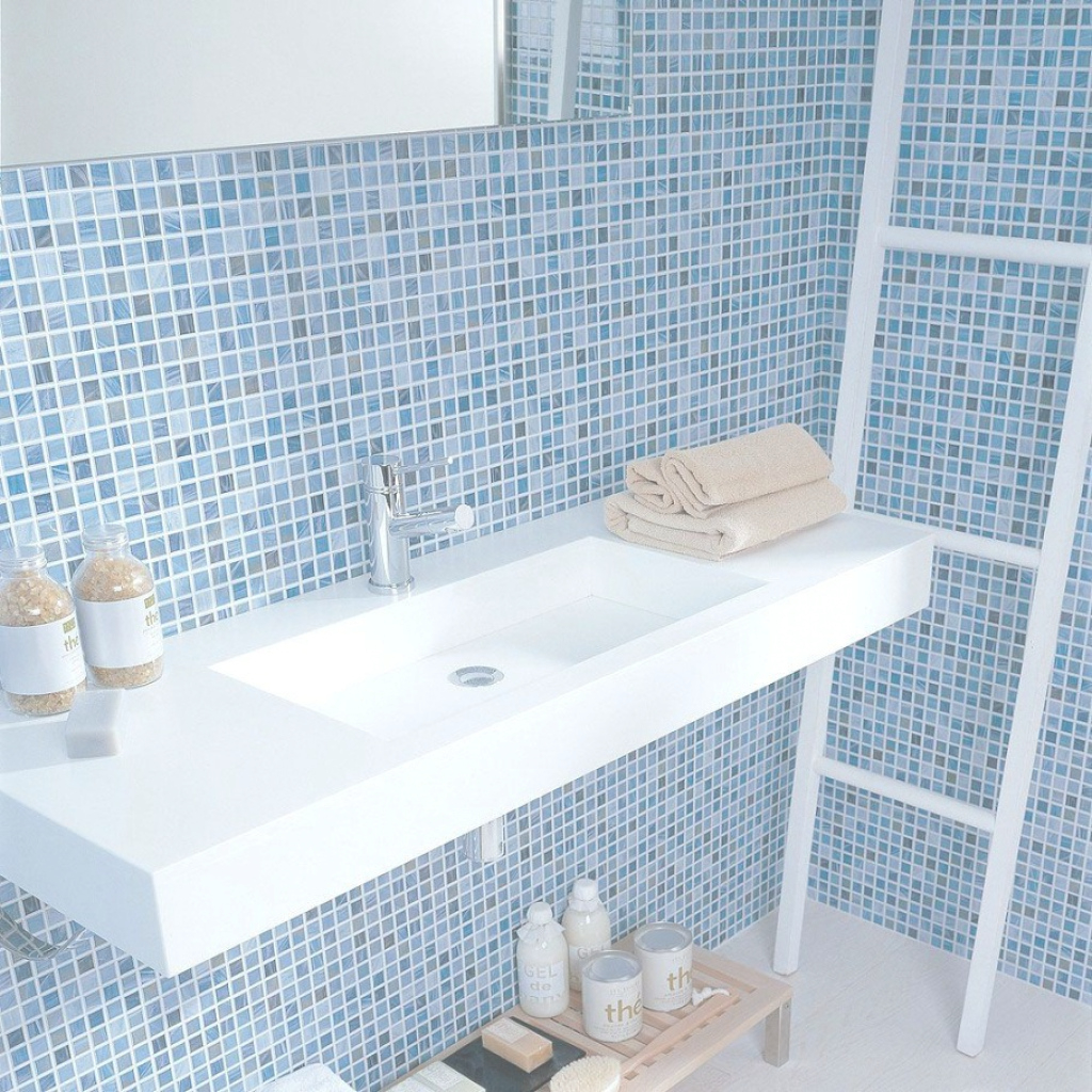 Fancy Unusual Mosaic Tile Bathroom Concept Mosaictile Tiles Blue Grey pertaining to High Quality Blue Bathroom Mosaic Tiles