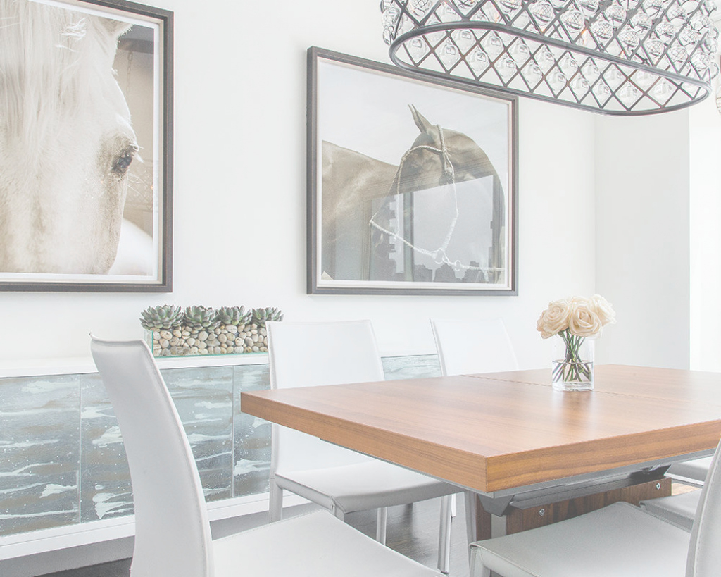 Fancy Upper East Side Dining Room - Abby Leigh Designs pertaining to New The Dining Room Leigh