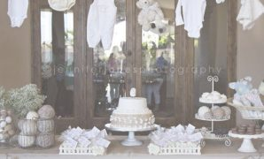 Fancy Vintage Lamb Themed Neutral Baby Shower | Jennifer Jones Photography in Awesome Baby Shower Pinterest