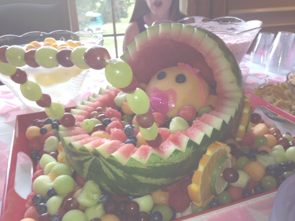 Fancy Watermelon Baby Stroller. For @lydiabartek Baby Shower!! Cute intended for Review Watermelon Baby Shower