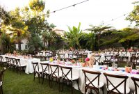 Fancy Wedding Decor : Backyard Wedding Reception Decorations Images Of throughout Fresh How To Plan A Backyard Wedding