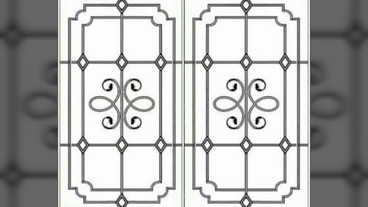 Fancy Window Grill Design For Modern Homes - Youtube with ... on sliding window designs for homes, wood window designs for homes, outdoor window designs for homes, exterior window designs for homes, french window designs for homes, window grill designs kenya, bay window designs for homes, bathroom window designs for homes, window grills catalog, security doors for homes, back doors for homes, decorative windows for homes, spanish window designs for homes,