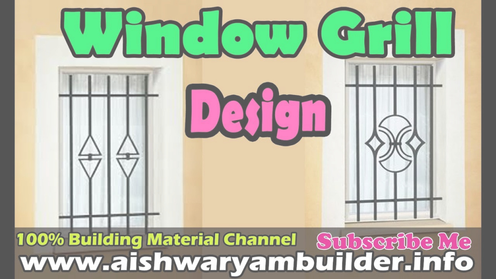 Fancy Window Grill Designs | House Grill | Safety Grill Design with regard to Grill Design For Window