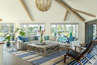 Glamorous 20 Beautiful Beach House Living Room Ideas with regard to Beach Living Room Furniture