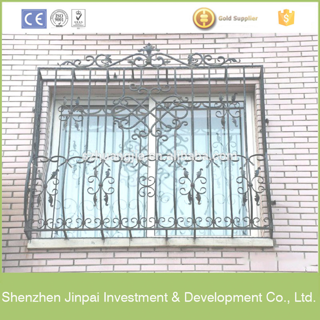 Glamorous 2017 Latest Design Cast Iron Window Grills Design - Buy Simple Iron intended for Latest Window Grill Design Photos