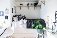 Glamorous 21 Best Ikea Storage Hacks For Small Bedrooms intended for Inspirational Small Bedroom Hacks