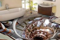 Glamorous 3D Bathroom Floor Designs That Will Mess With Your Mind ᴴᴰ with Epoxy Bathroom Floor