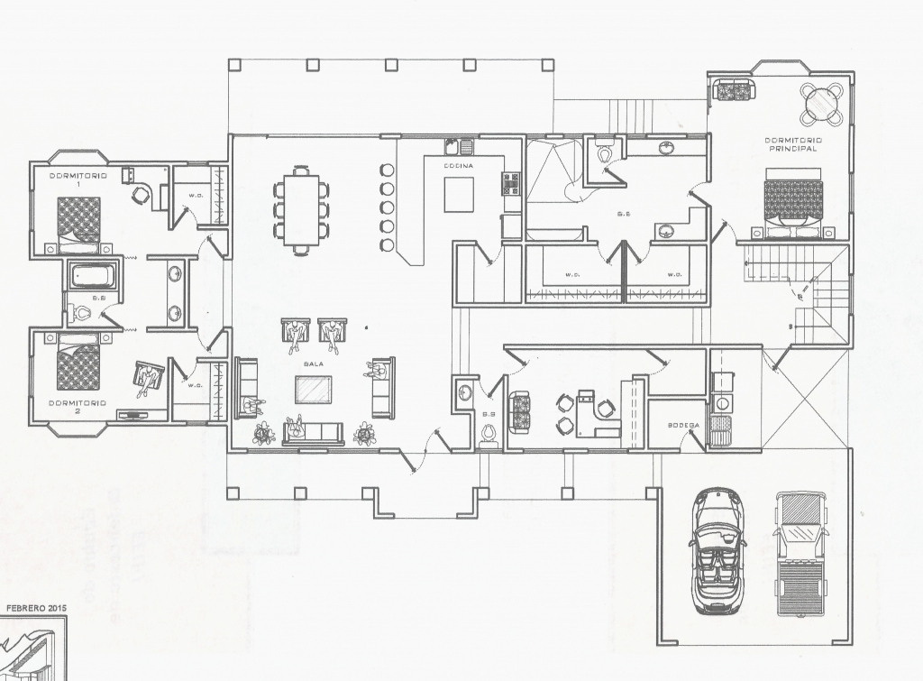 Glamorous Addams Family Mansion Floor Plan Elegant Amusing Spanish Mission intended for Addams Family Mansion Floor Plan