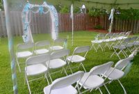 Glamorous Amazing Of Small Wedding Ideas Backyard Wedding Reception Simple throughout Fresh How To Plan A Backyard Wedding