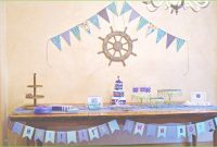 Glamorous Anchor Baby Shower Decorations Inspirational Nautical Baby Shower for Unique Nautical Theme Baby Shower Decorations