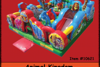 Glamorous Animal Kingdom – Backyard Inflatables pertaining to Backyard Inflatables