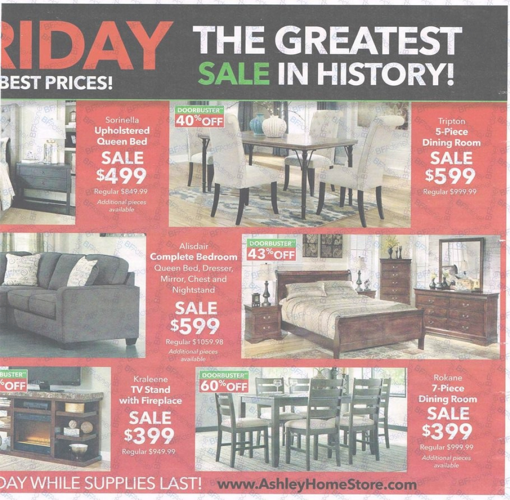 Glamorous Ashley Furniture Black Friday Ads 2016 – Couponshy regarding Review Ashley Furniture Promo Code