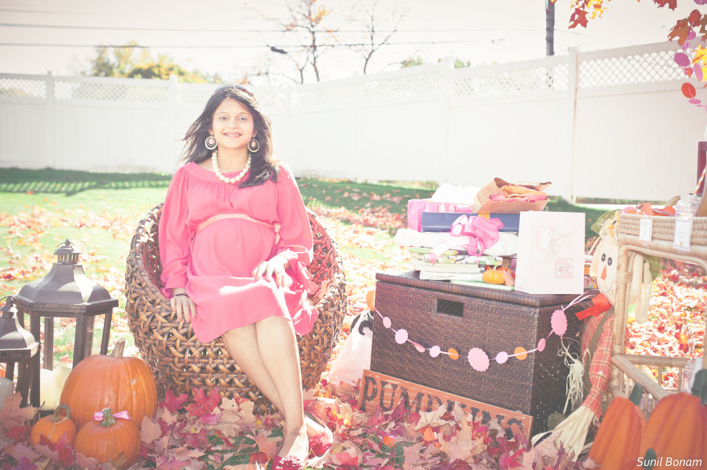 Glamorous Autumn/little Pumpkin Baby Shower | Tutus & Toads within Indian Baby Shower Ideas
