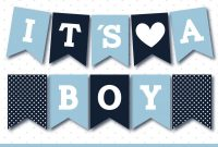 Glamorous Baby Shower Banner Letters – Baby Shower Ideas pertaining to Baby Shower Letters