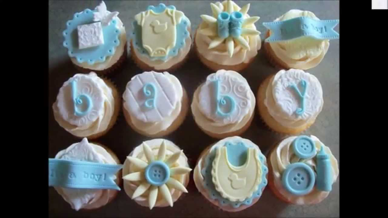 Glamorous Baby Shower Cake / Baby Shower Cake Ideas - Youtube intended for Baby Shower Cupcakes