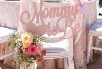 Glamorous Baby Shower Chair Sign Mommy To Be Wooden Cutout In Custom Colors regarding Sillas Para Baby Shower