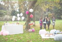 Glamorous Baby Shower Location Ideas Unique 8 Must Haves For A Springy Outdoor for Unique Outdoor Baby Shower Ideas