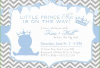 Glamorous Baby Shower Sayings For Boy Pretty Image For Baby Boy Baby Shower throughout New Baby Boy Baby Shower Invitations