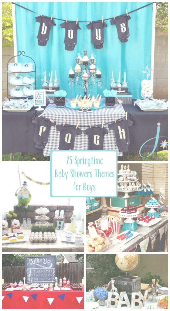 Glamorous Baby Shower Theme Ideas Pinterest Boy Party Favors Jungle Easy intended for Boy Baby Shower Theme Ideas