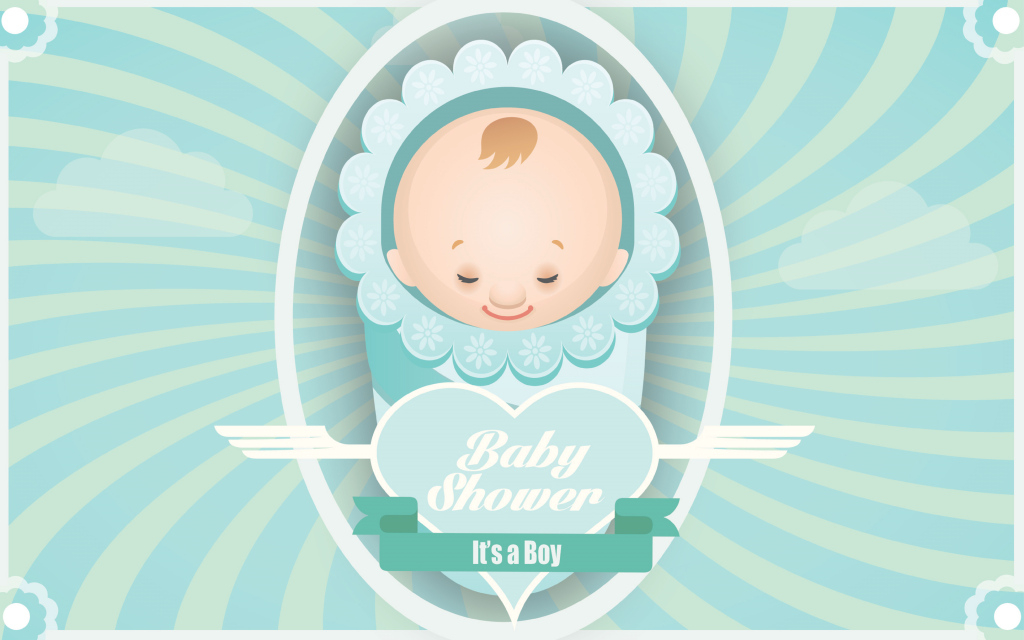 Glamorous Baby Shower Wallpaper Images (31+ Images) inside New Baby Shower Wallpaper