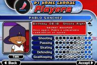 Glamorous Backyard Hockey Screenshots For Windows - Mobygames inside Backyard Hockey