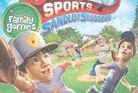 Glamorous Backyard Sports: Sandlot Sluggers Release Date (Xbox 360, Ds) pertaining to Inspirational Backyard Sports