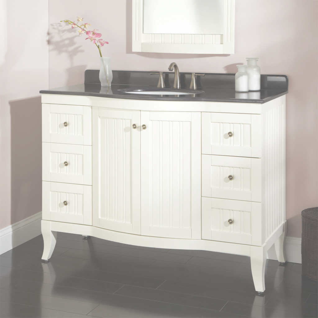 Glamorous Bathroom : Bathroom Vanity Picture Of Cabinets With Tops Luxury 46 for Lovely 48 Inch Bathroom Vanity Without Top