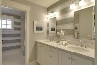 Glamorous Bathroom : Custom Vanity Bathroom Wall Cabinets Double Sink Double for New Custom Bathroom Cabinets