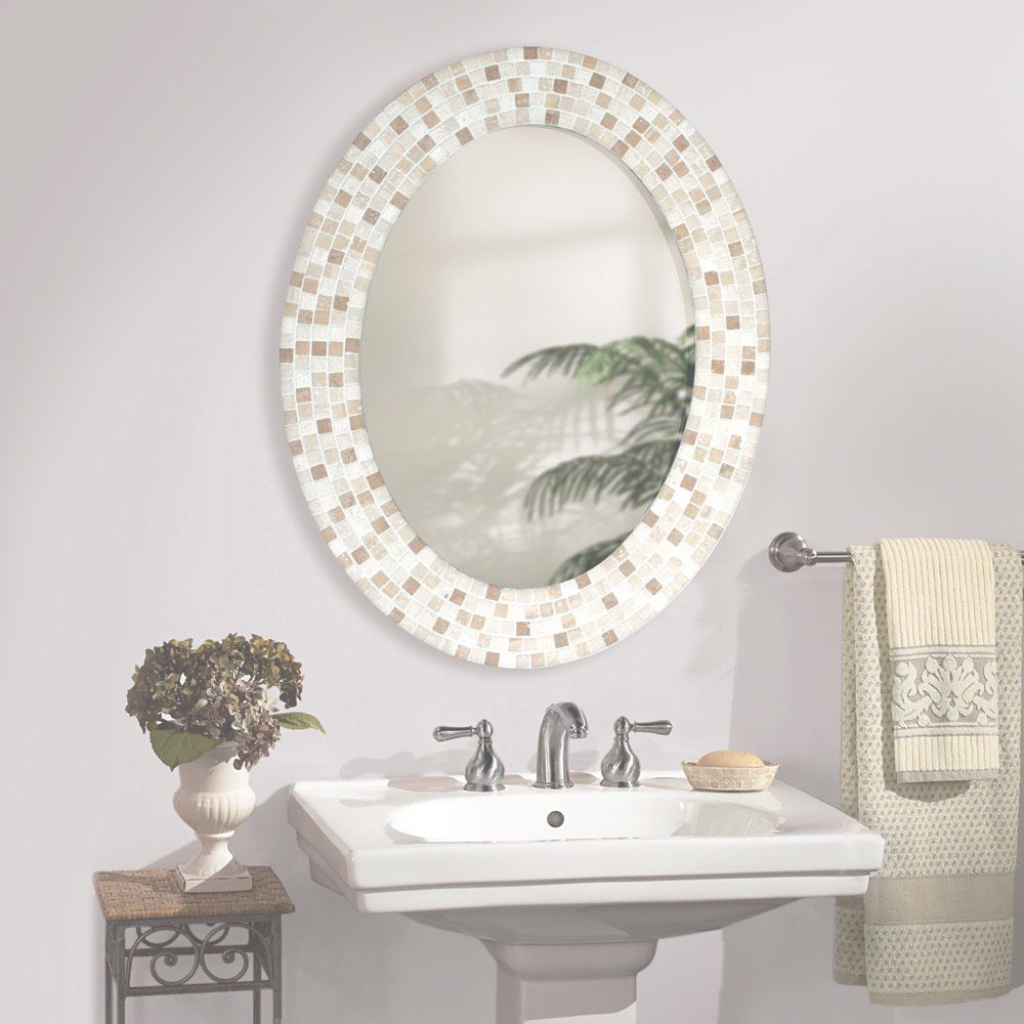 Glamorous Bathroom Mirrors Design | Home Design Ideas within Unique Beautiful Bathroom Mirrors