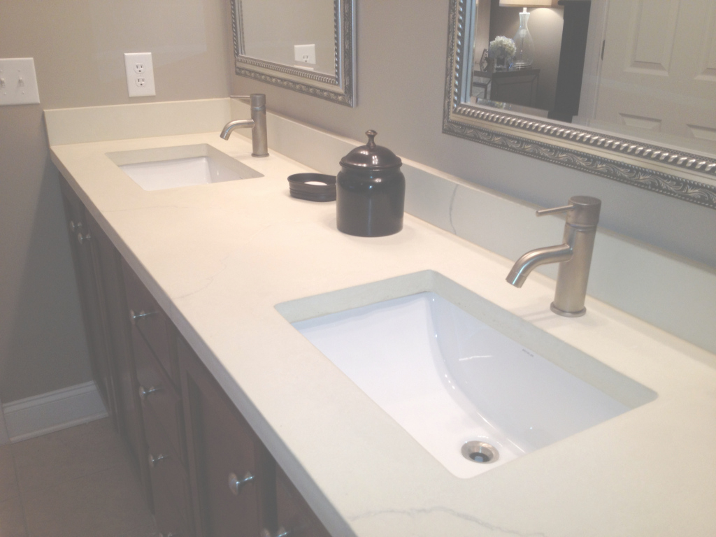Glamorous Bathroom Sinks And Countertops Awesome On Regarding Integrated Sink pertaining to Bathroom Sinks And Countertops