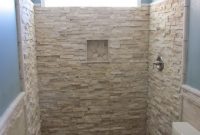 Glamorous Bathroom Tub Tile Ideas Glass Windows Covwring Horizontal Blind with Review Bathroom Tub Tile Ideas