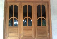 Glamorous Bavas Wood Works: Wooden Window Doors Simple Designs with Best of Door And Window Design Image