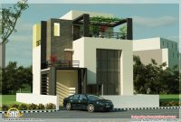 Glamorous Beautiful Modern Contemporary House Renderings Home Appliance with regard to Elegant Latest Modern Houses