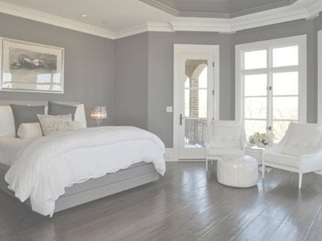 Glamorous Bedroom : Grey Bedroom Soft Soothing Purple Tint Home Cool Gray for Grey Bedroom