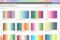 Glamorous Best Color Palette Generators — Html Color Codes within Color Palette Maker