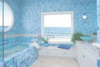 Glamorous Blue Mosaic Bathroom Tiles : Mosaic Bathroom Tiles Gallery | Ahigo within Best of Blue Mosaic Bathroom