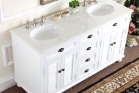 Glamorous Breakthrough 66 Inch Bathroom Vanity Ideas | Aikenata 66 Inch regarding 66 Inch Bathroom Vanity