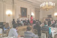 Glamorous Broadway Stars, Star Students Take The White House Stage | Scripps in Elegant White House State Dining Room
