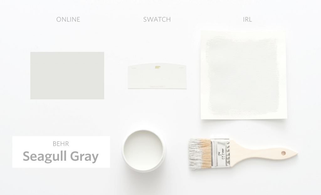 Glamorous Color Cheat Sheet: The 15 Most Perfect Gray Paint Colors | Pinterest intended for Behr Paint Colors Gray