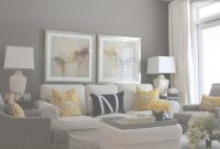 Glamorous Contemporary Decor Living Room Gray And Yellow | Just Decorate! regarding Elegant Yellow And Gray Living Room
