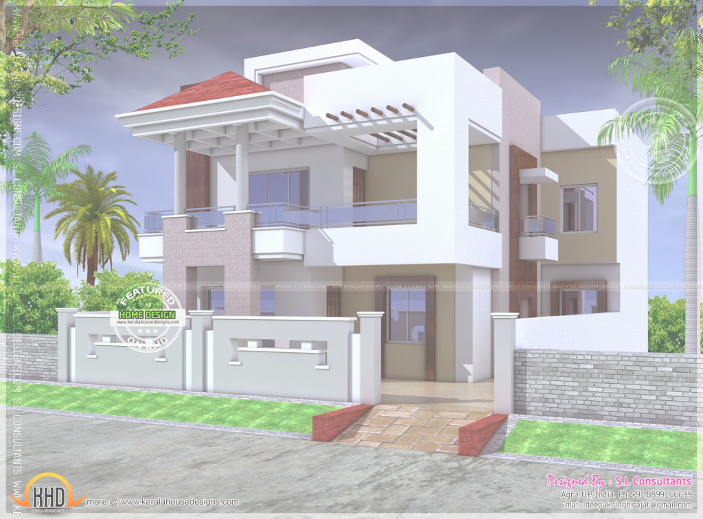 Picture of: New Indian House Design Plans Free Ideas House Generation