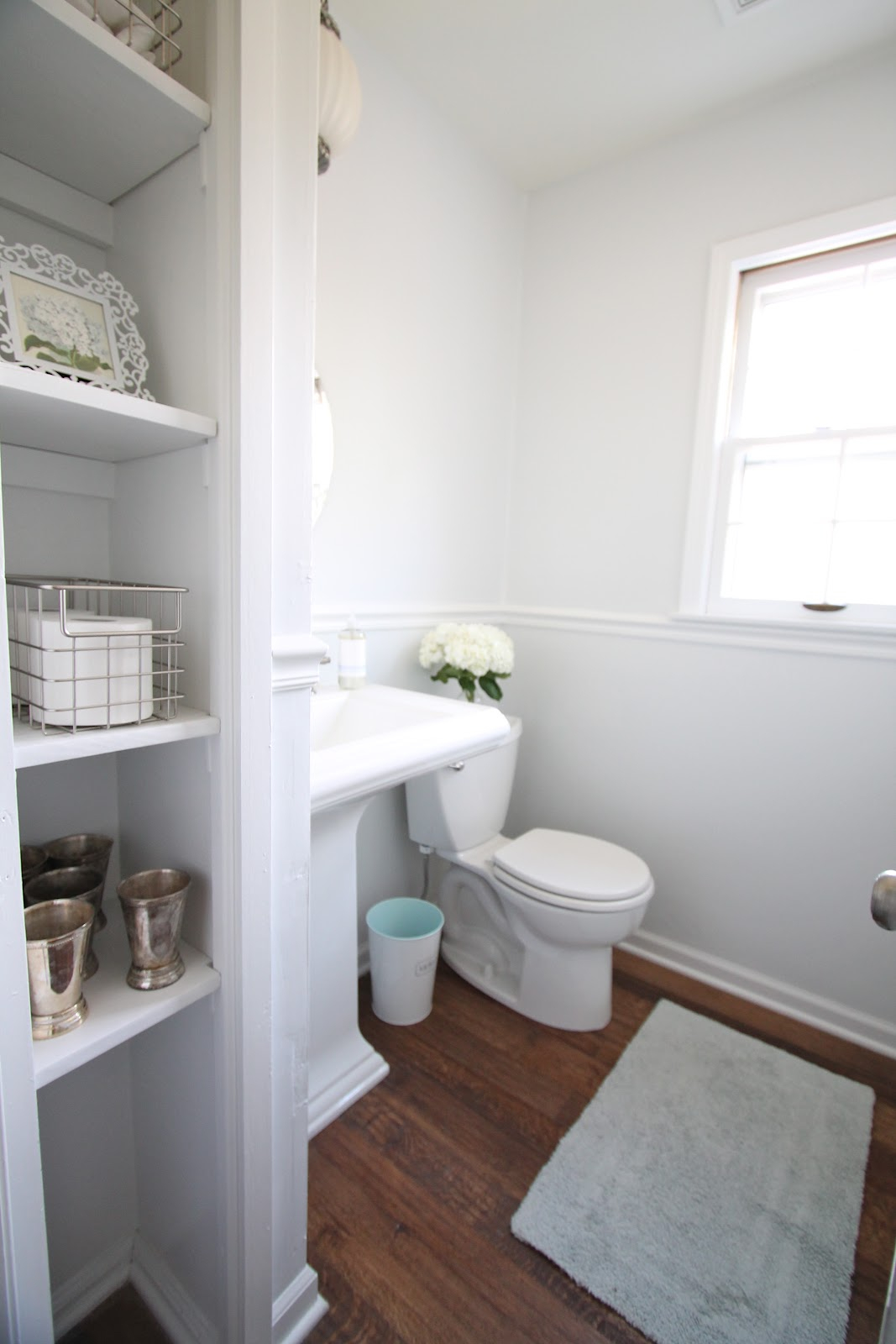 Glamorous Diy Bathroom Remodel - Julie Blanner within Bathroom Remodel Diy