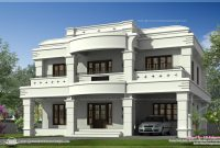 Glamorous Double Storied Luxury Home Exterior Kerala Design Floor – Kaf Mobile pertaining to Indian Home Exterior Design