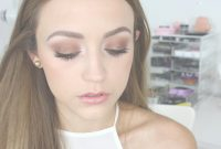Glamorous Drugstore Makeup Tutorial | Warm Summer Nights – Youtube throughout Bedroom Eyes